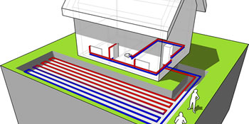 Request quote Heat Pumps - Ground Source