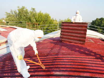 Why it's Time to Remove your Asbestos Garage Roof