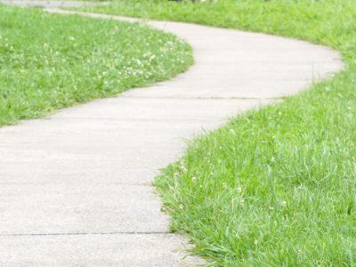 The Advantages and Disadvantages of a Concrete Path