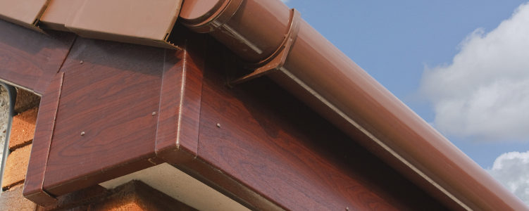 wooden soffits and fascias