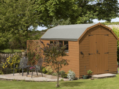 4 Ways to Create Your Very Own Eco-Shed