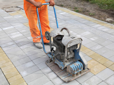 Paving & Driveways