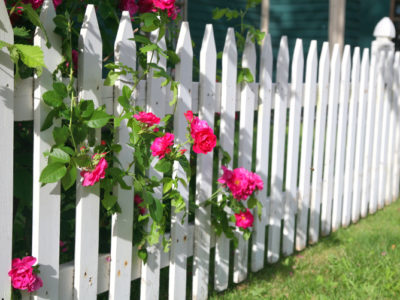 Spaced Fencing: the Pros and Cons