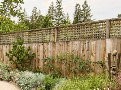 Block Fencing: Wooden Fencing Styles for Your Home