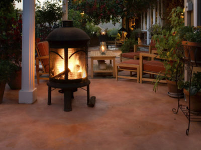Concrete Patios: the Pros and Cons