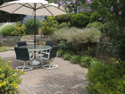 The Advantages and Disadvantages of a Paved Patio
