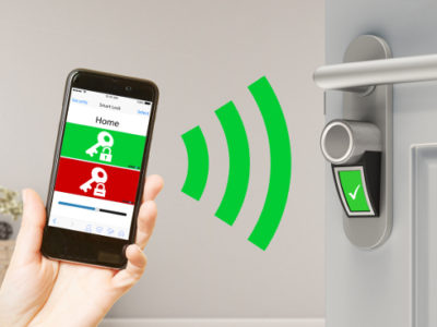 4 Reasons to Fit a Smart Lock on Your Front Door