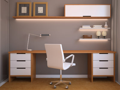 3 Reasons Why Your Garage Could Make a Great Home Office