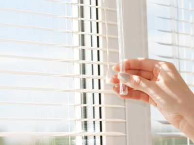 3 Reasons Why You Should Consider Fitting Venetian Blinds