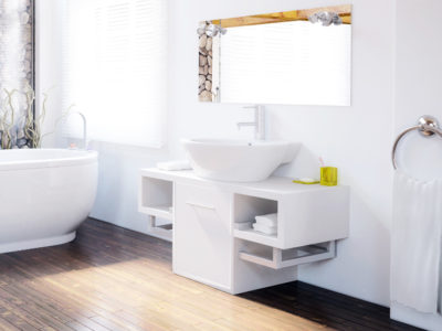 5 Flooring Ideas to Add Colour to Your Bathroom