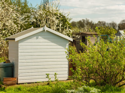 Should You Build a Wooden Shed in Your Garden?