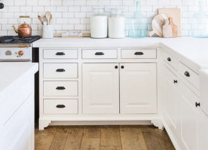 spruce up your kitchen cabinets