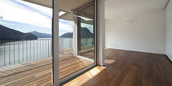 Bi fold doors in Burntisland