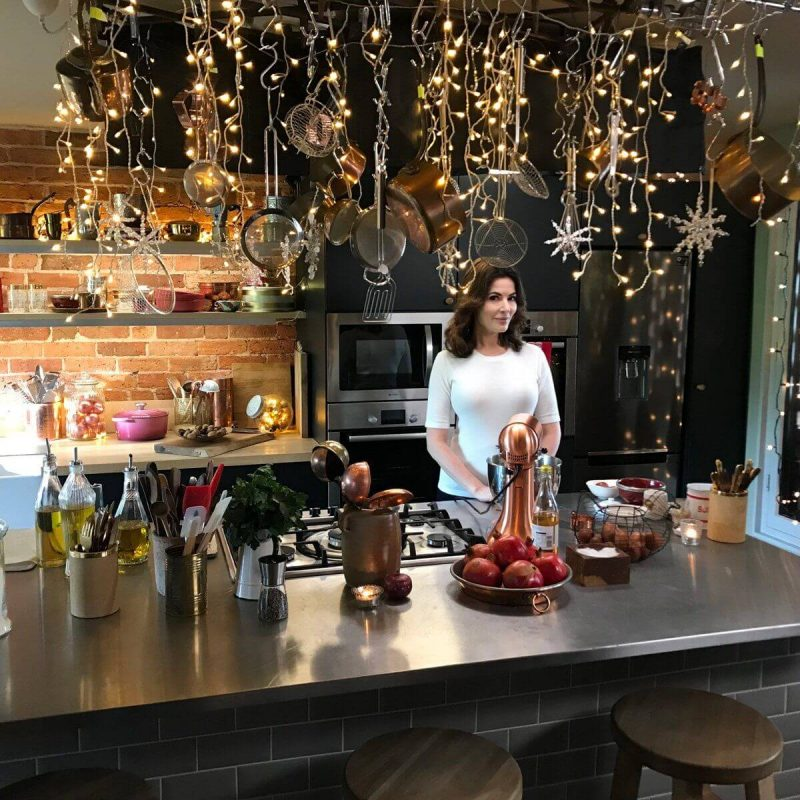 celebrity chef amazing kitchen nigella lawson