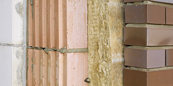 Cavity wall insulation in Wirral