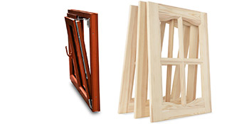 Wooden windows supply only
