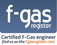 F Gas Register logo