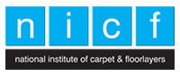 National Institute of Carpet and Floorlayers logo