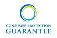 The Consumer Protection Guarantee logo