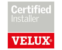 VELUX Certified Installer logo