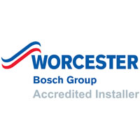 Worcester Accredited Installer logo