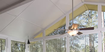 Conservatory roof in Stirlingshire