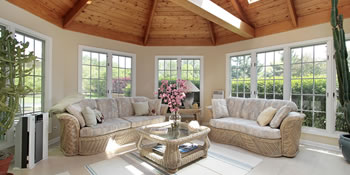 Sunroom in Leicestershire
