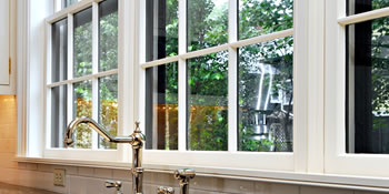 Upvc double glazing units only in Edinburgh