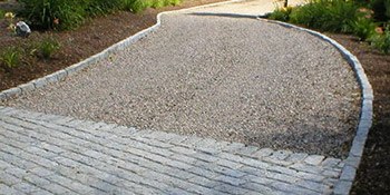 Gravel paving and driveways in Manchester