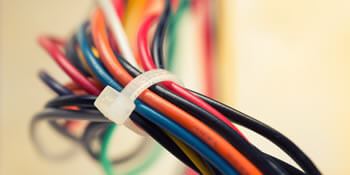 Electrical re-wiring in Largs