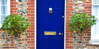 Hardwood doors in Bingley
