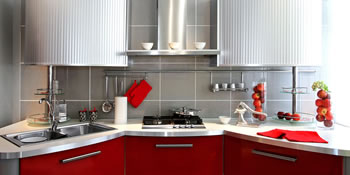 Kitchen units in London