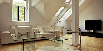 Loft conversion in Wirral