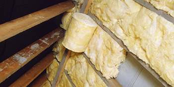 Loft insulation in Burntwood