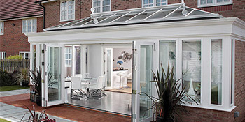 Orangery in Liverpool