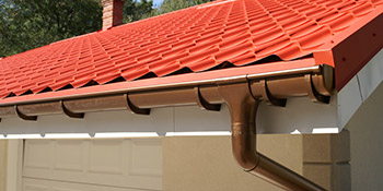 Guttering soffits and fascias in Bourne