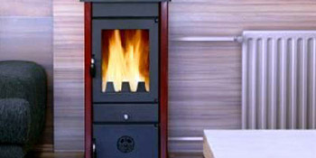 Solid fuel boiler in Wirral
