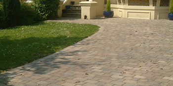 Tarmac paving and driveways