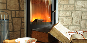 Wood burners in Clackmannanshire